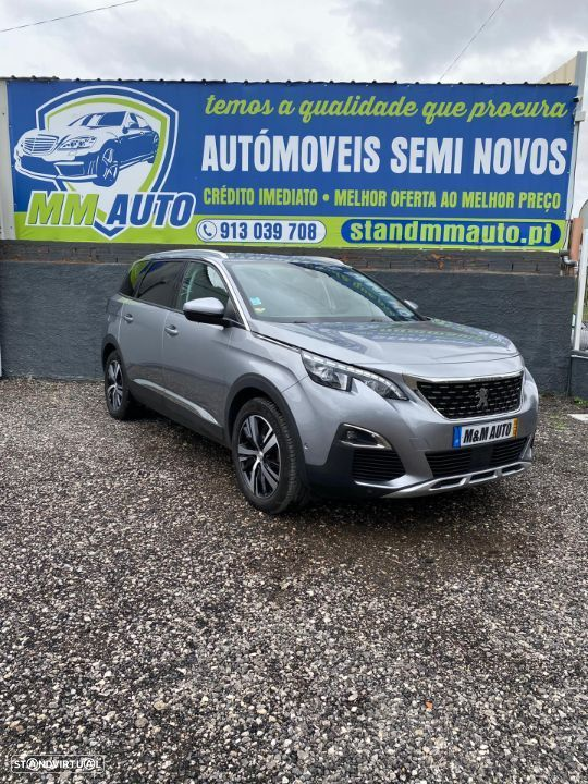 Peugeot 5008 1.5 BlueHDi Allure Pack - 1