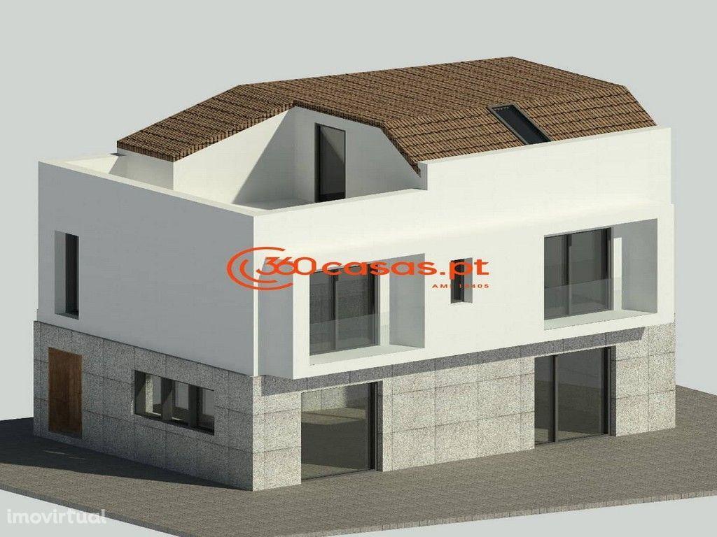 Casa antiga com projecto aprovado em Faro
