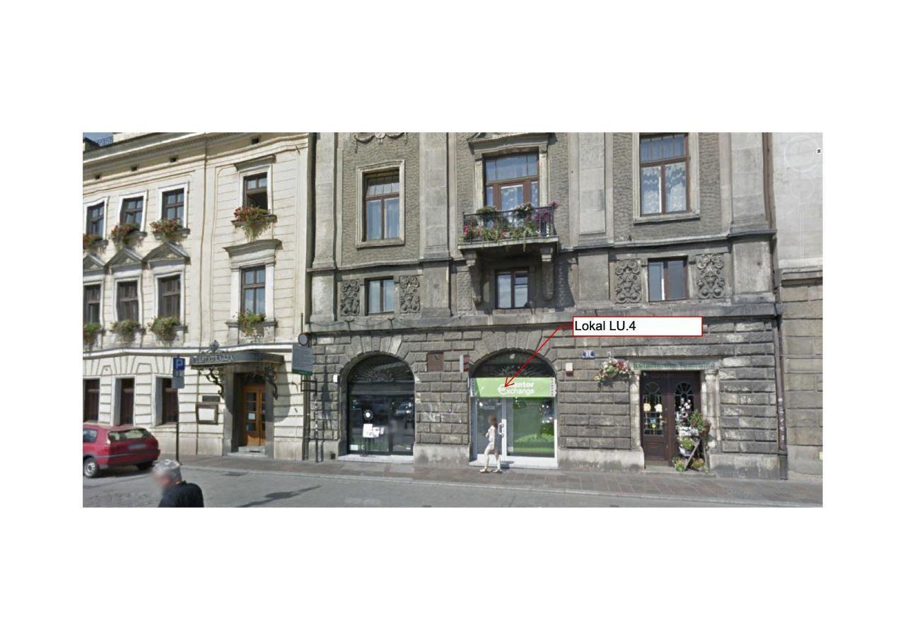 Lokal magazynowy na Starym Mieście - do wynajęcia.