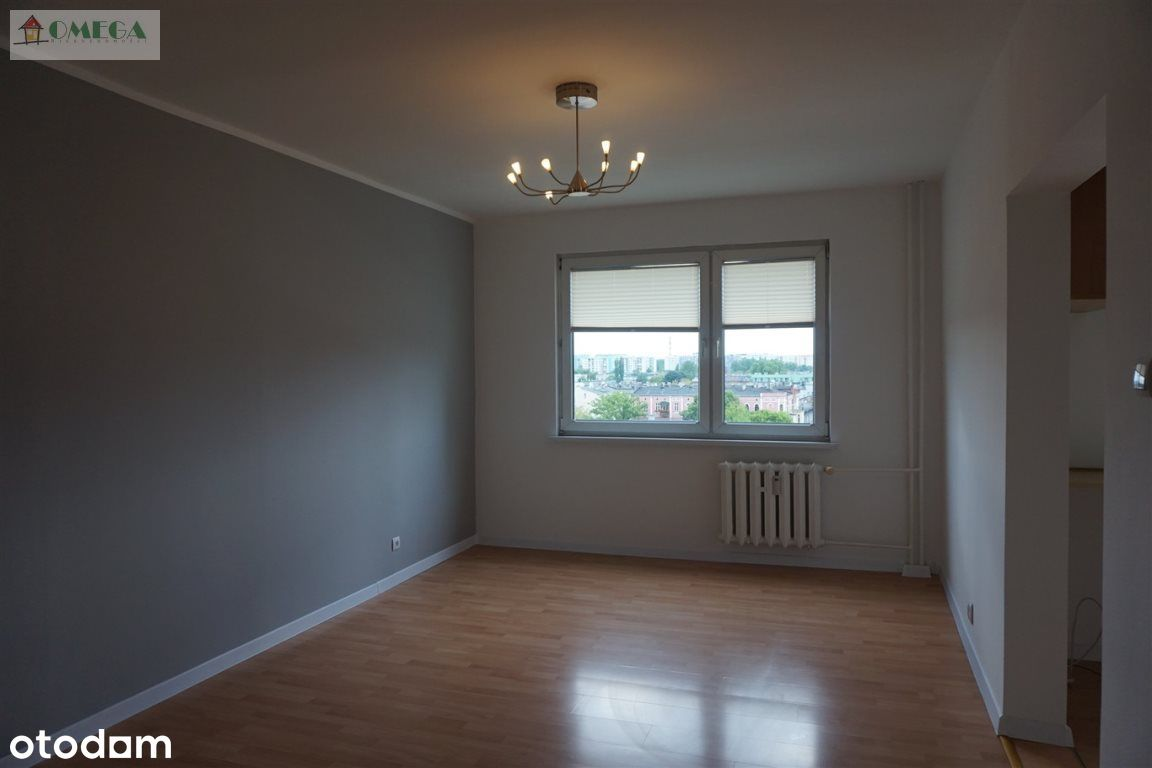 Mieszkanie, 43,69 m², Sosnowiec