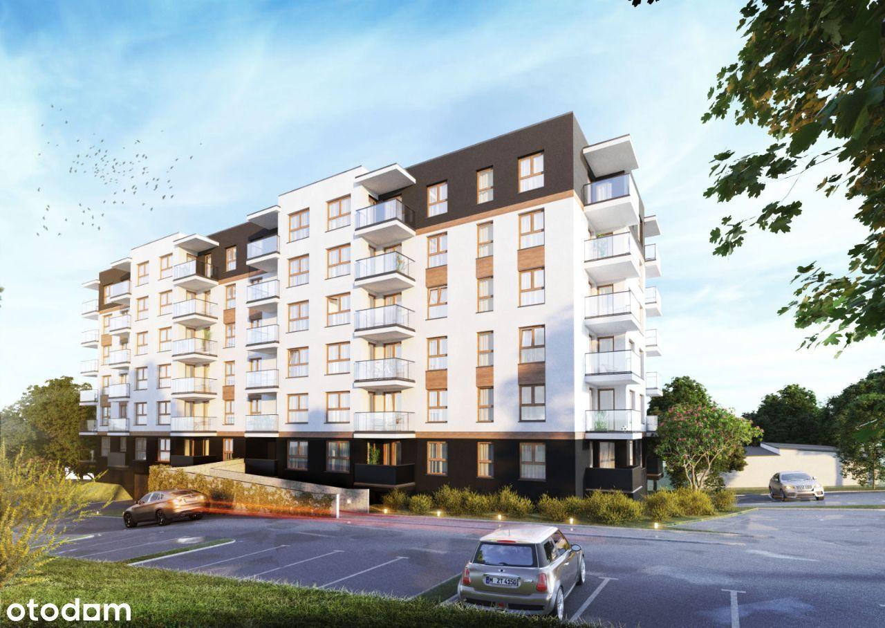 Nowy, apartament 63,72mkw | M54 | AB