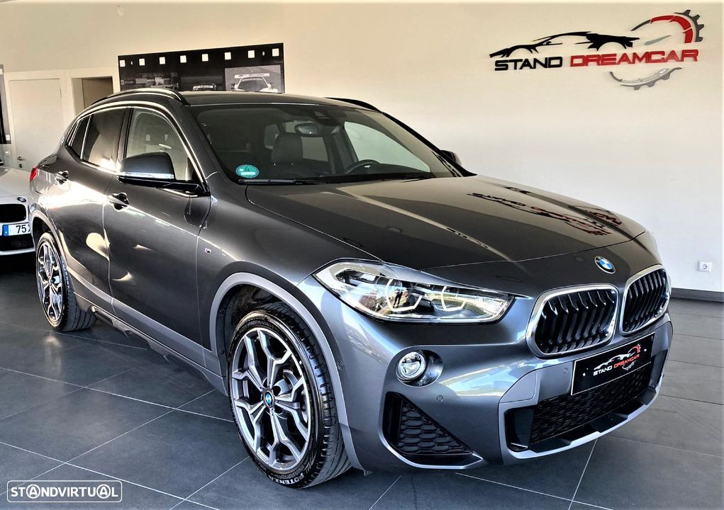 BMW X2 18 d sDrive Auto Pack M - 5