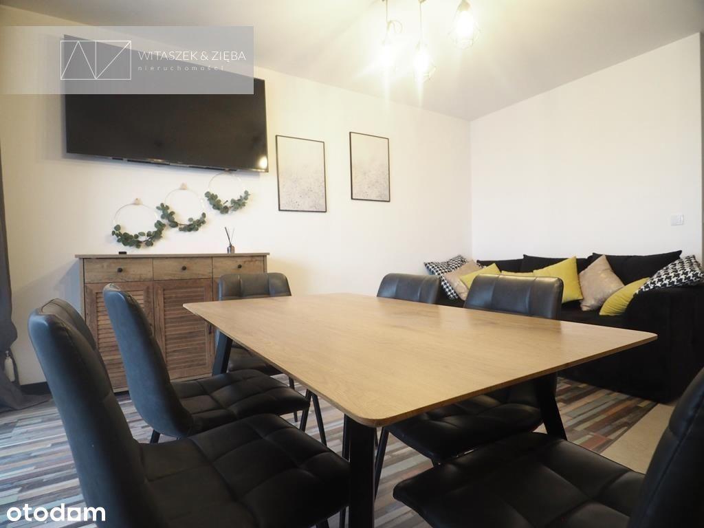 Luksusowy apartament 3-pok., 57m2, Pianissimo