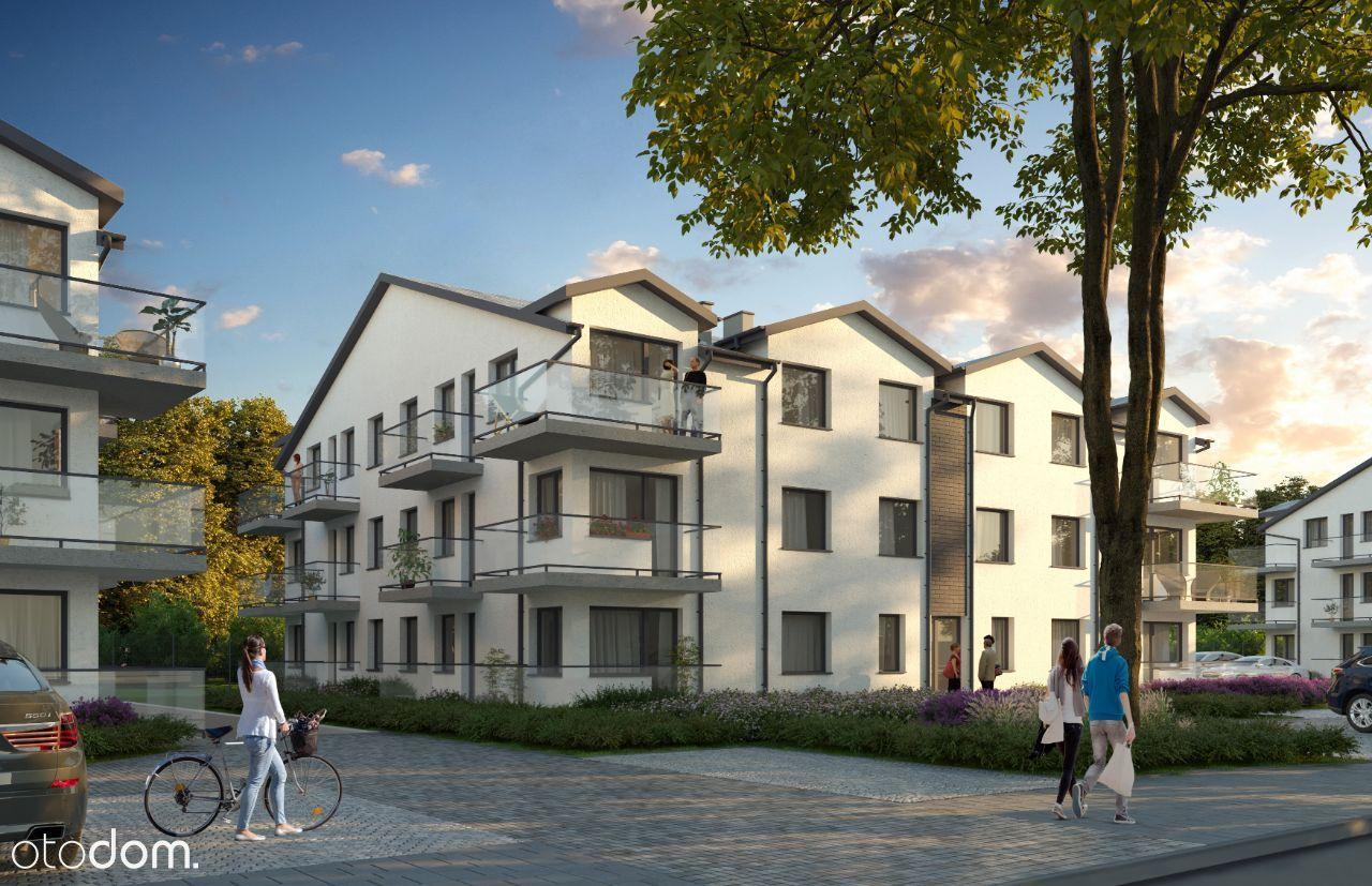 1 etap budowy- apartamenty Imaginarium Kazuń Nowy