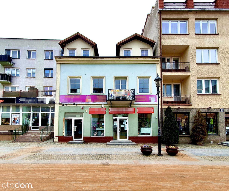 Kamienica z dobudówką Warszawska 850m2 mieszkanie
