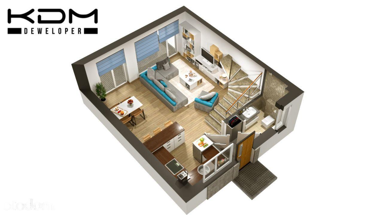 KDM Deweloper Os. Słoneczne Dominowo! P4 73,00 m2