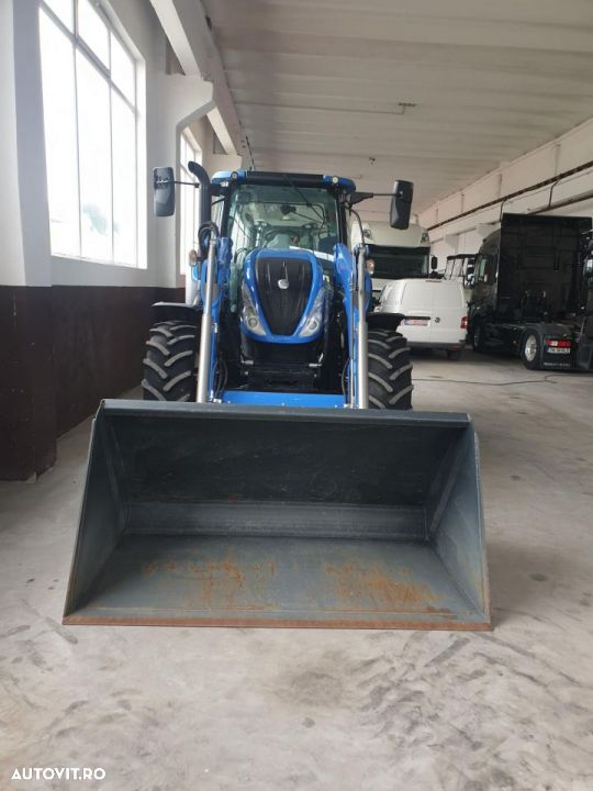 New Holland T6.125 - 10