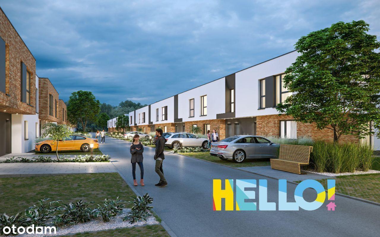 HELLO! Kukułki *apartament*piętro*balkon 10,21m2*