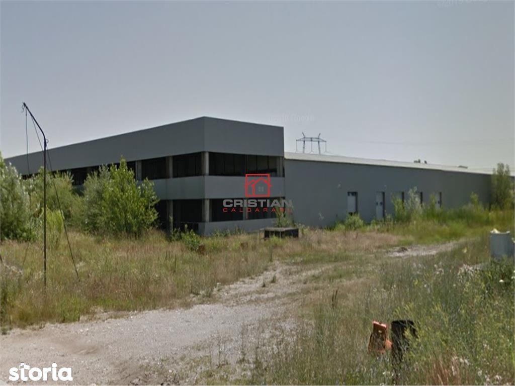 Vanzare depozit\/hala Bolintin Deal - A1 - KM23, Giurgiu