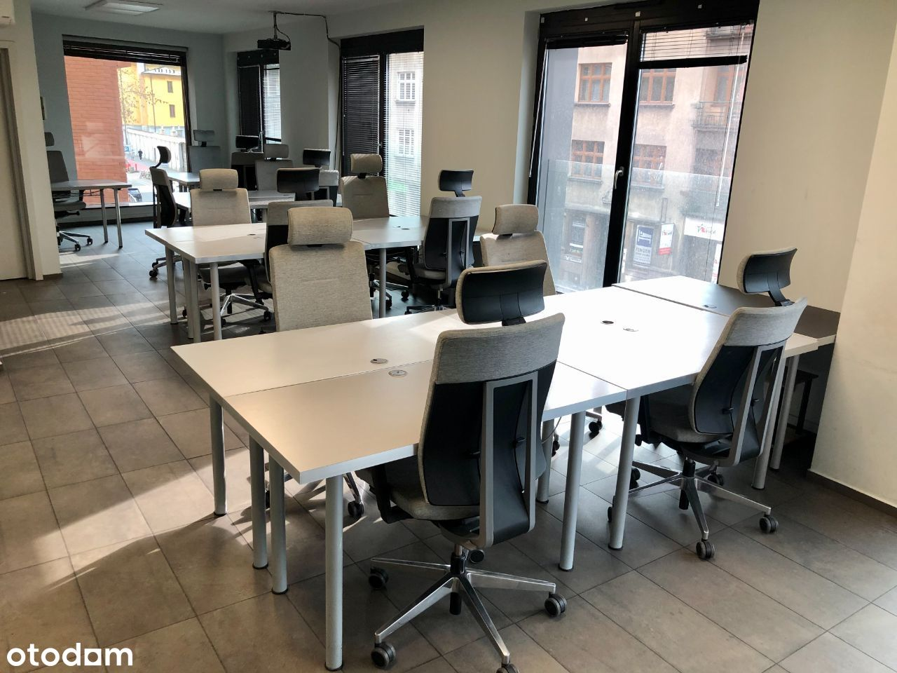 Nowoczesne biuro w ścisłym centrum Krakowa