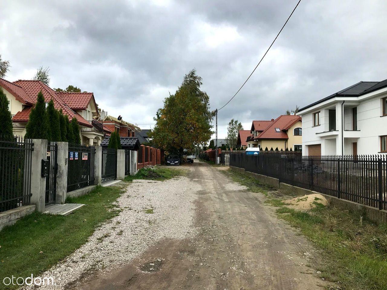 Sulejówek Centrum działka 1202 m2. Blisko SKM