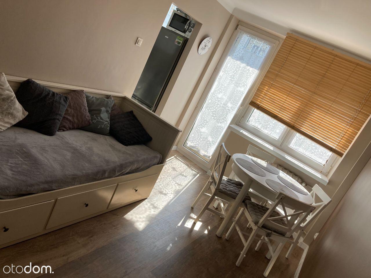 Mieszkanie M2, po remoncie, umeblowane