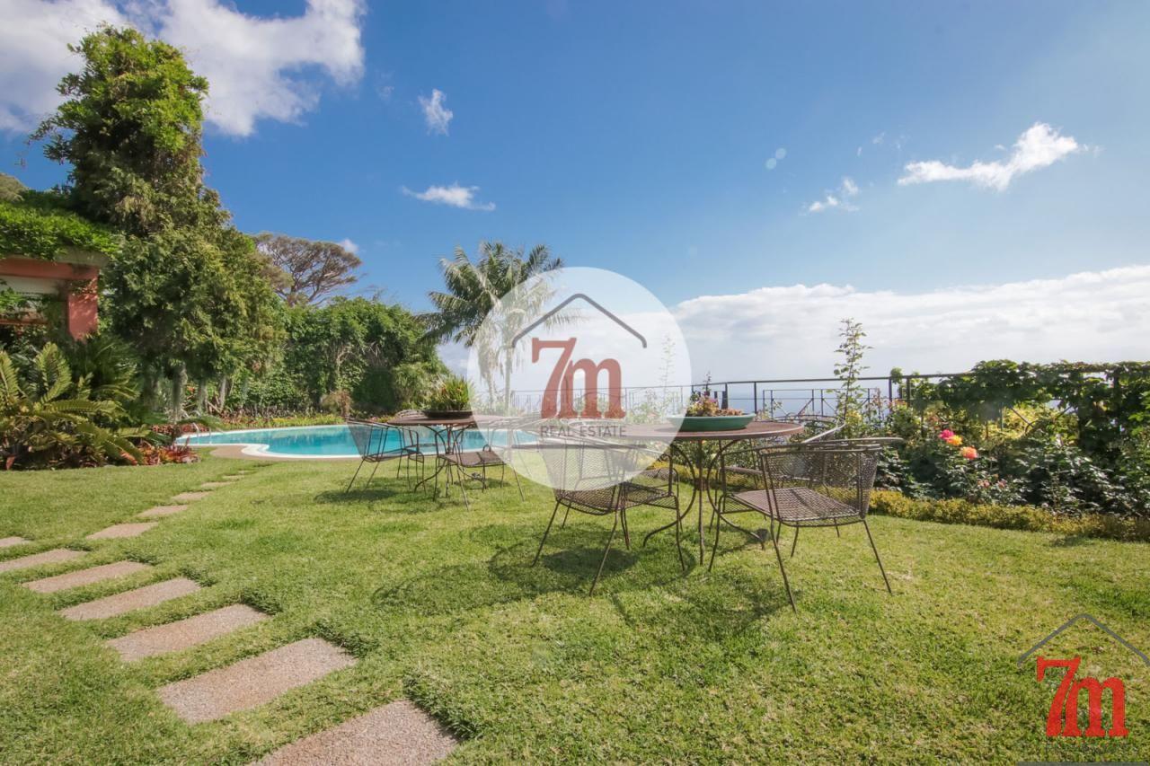 Moradia de Luxo T4 - São Gonçalo, Funchal Ref: 7760