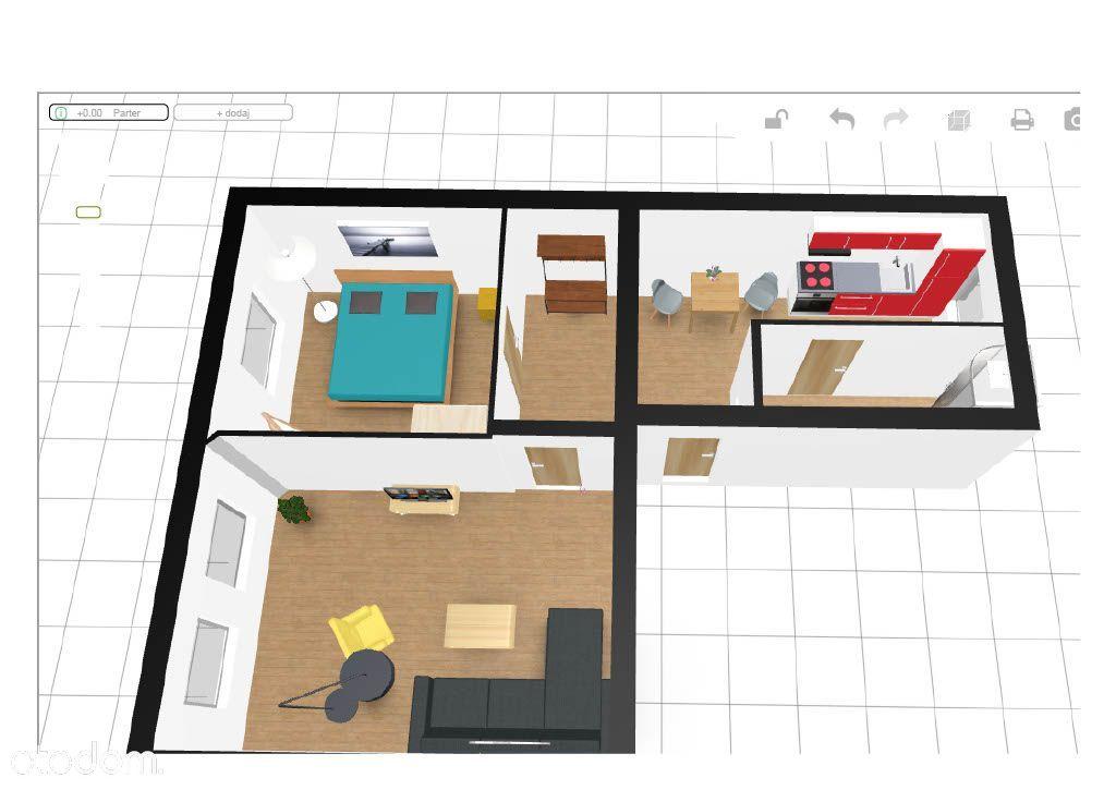 Wyremontowane mieszkanie w centrum Rudy