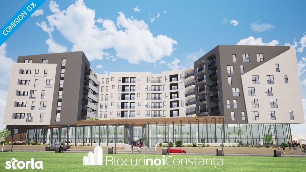 #Apartamente cu 3 camere, zona Campus - Aviatorii Residence 3
