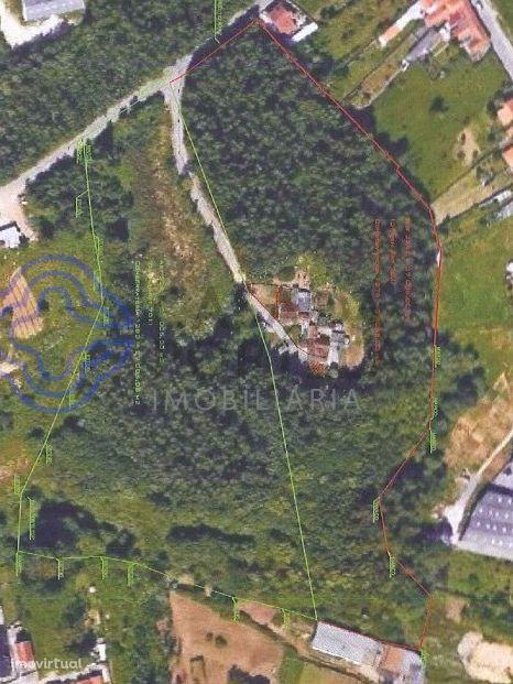 Terreno c/ 5,5 hectares para construção em Serzedo - Vila Nova de Gaia