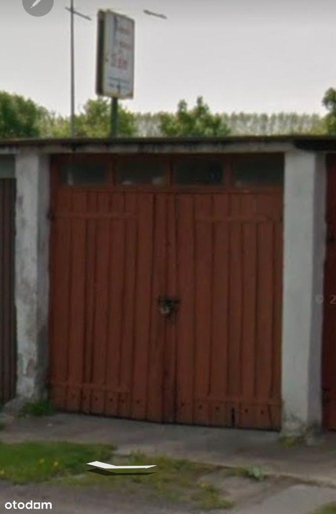 Garaż Gumieńce