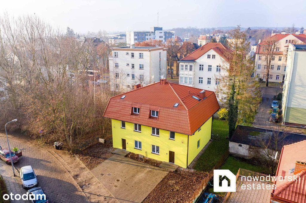 Dom - gotowa inwestycja z 6 mieszkaniami