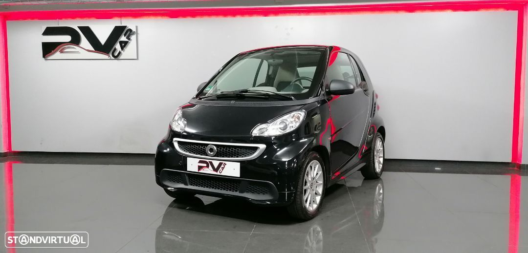 Smart ForTwo 1.0 mhd Passion 71 Softouch - 3
