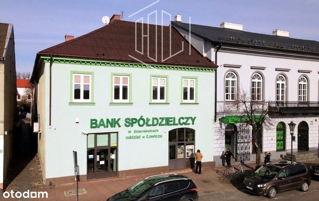Kamienica w Centrum Łowicza - inwestycja Roi 10%
