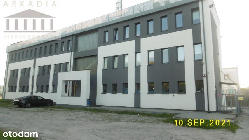 Obiekt -teren 2Pw, działka 11072 m2