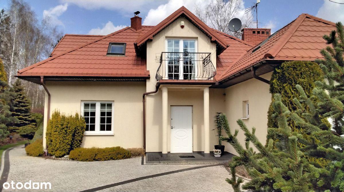 Dom w Bukowcu 180m2, działka1276m2, 5km od Łodzi