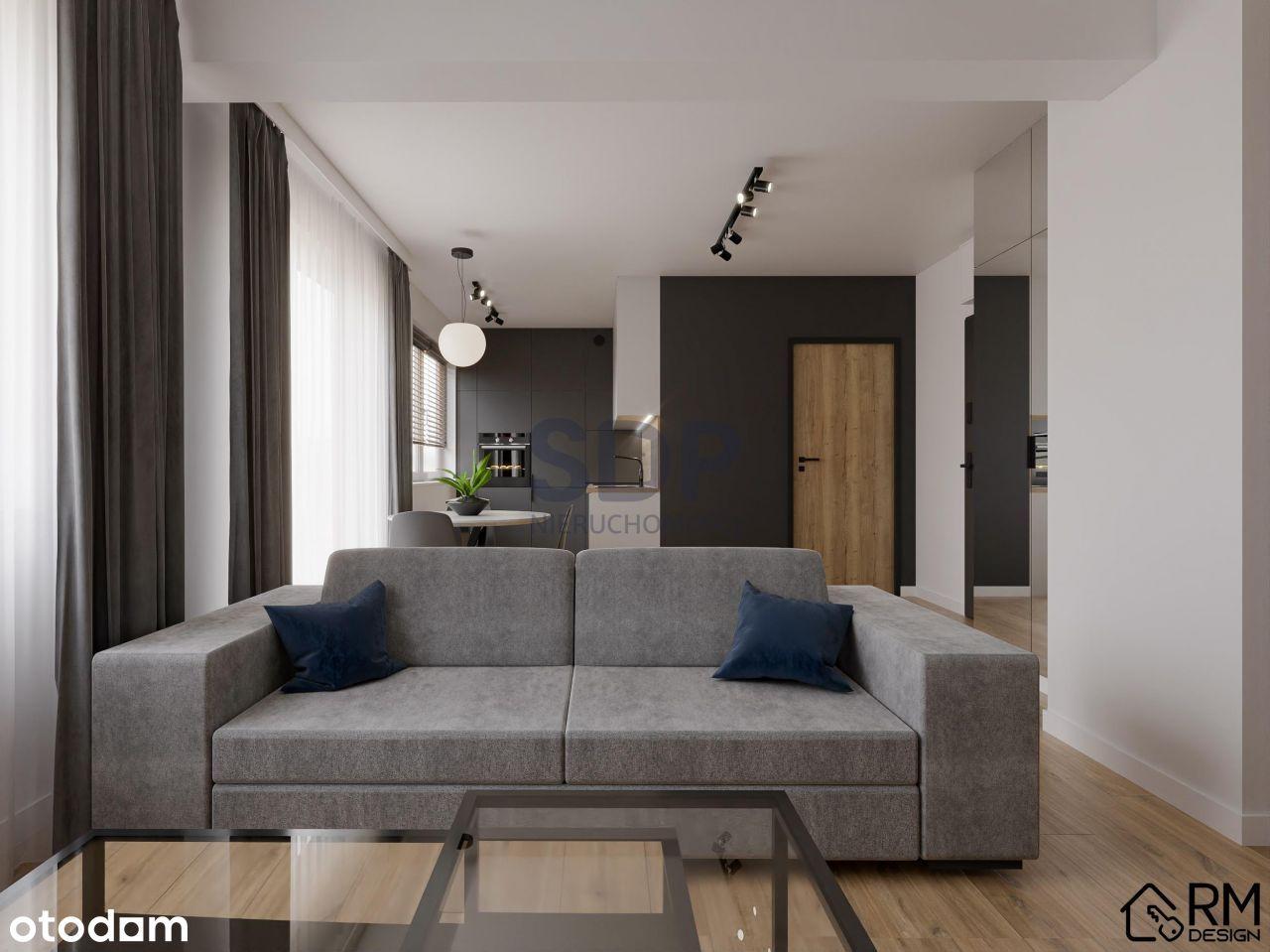 Całkowicie nowe mieszkanie 2pok.Gdańska. Pl. Grunw
