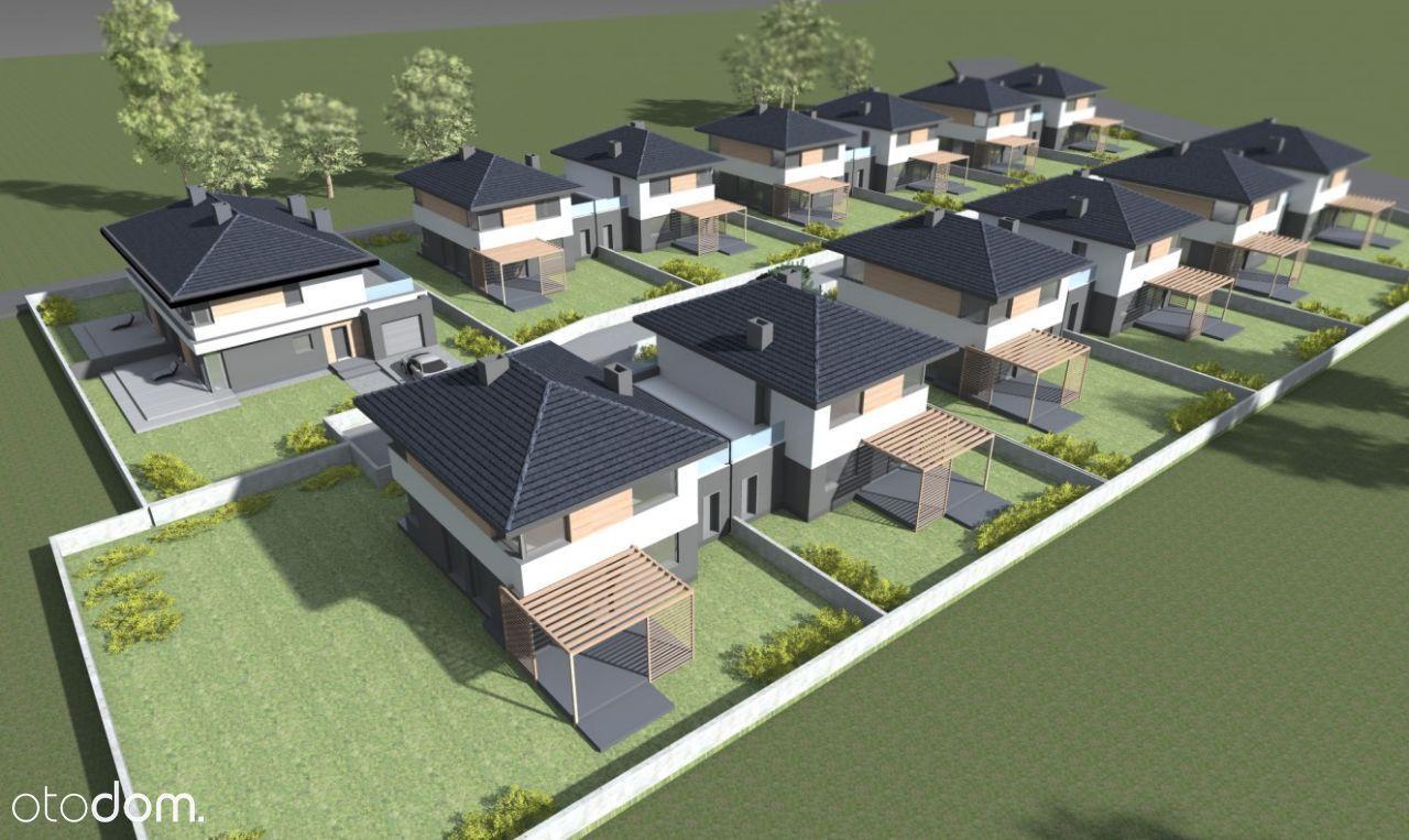 Grunt Inwestycyjny/Pozwolenie na budowe/14 domów