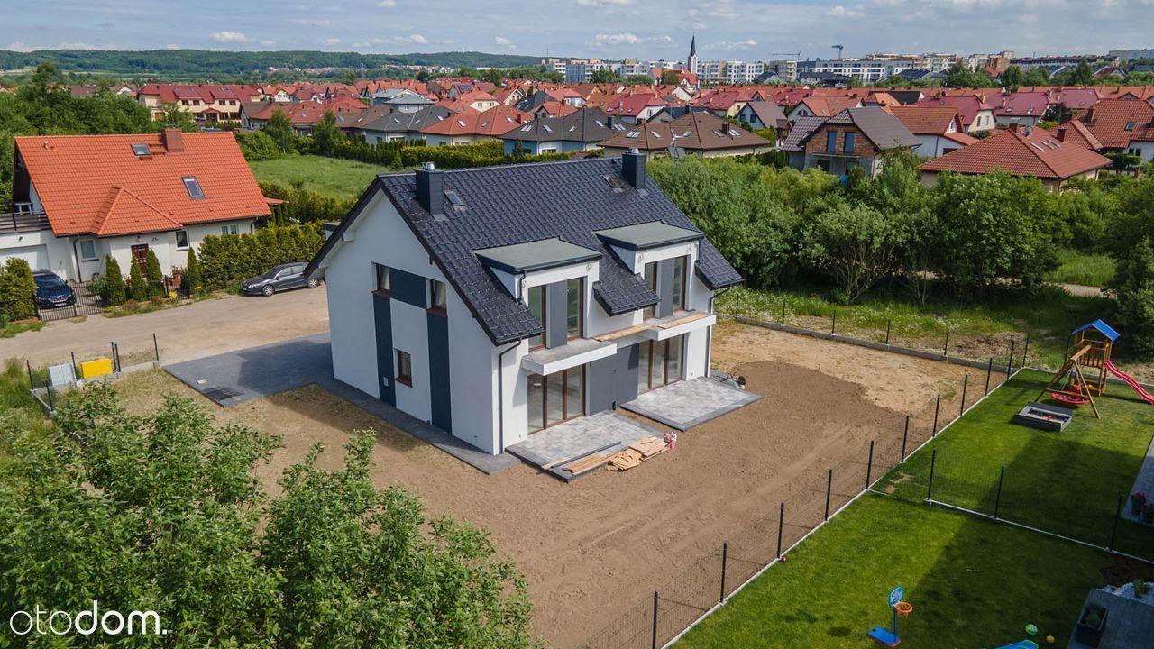 Dom bliźniak - Koszalin,Unii Europejskiej
