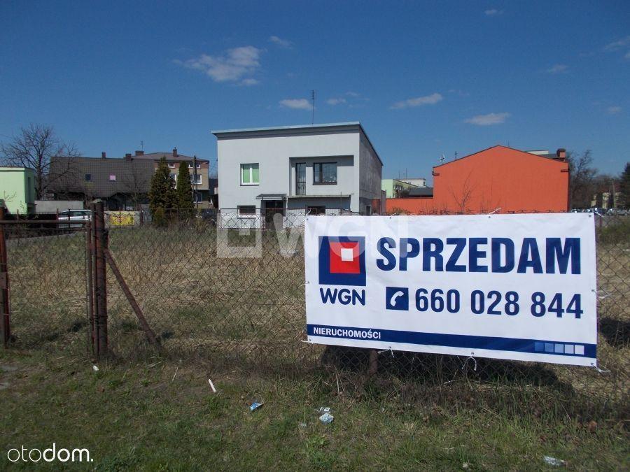 Działka, 465 m², Myszków