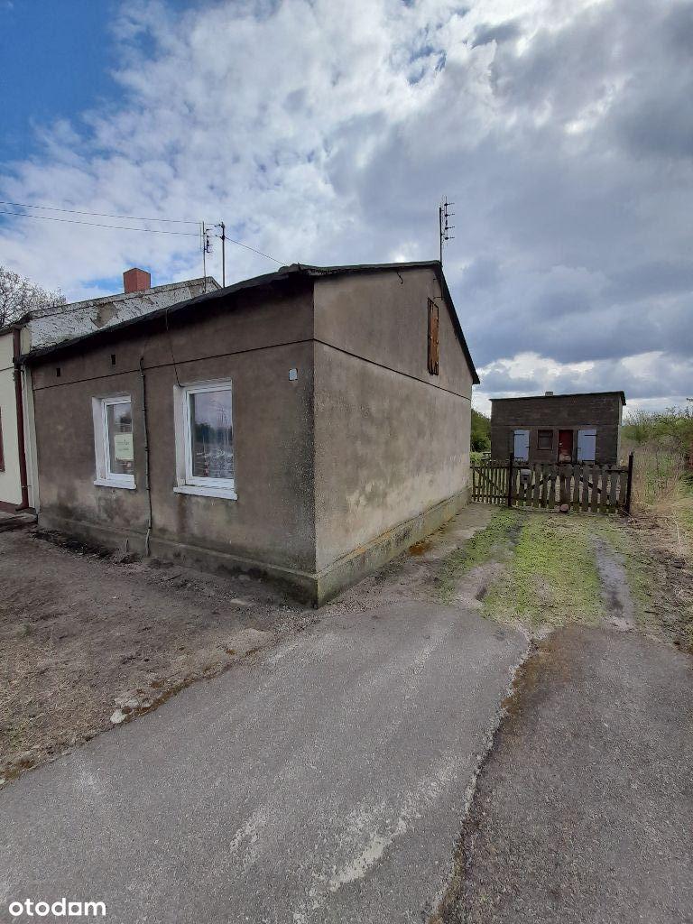 dom parterowy - Babiak