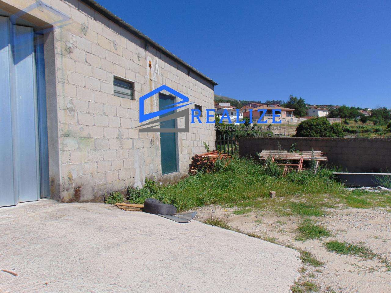 Armazém para arrendar, Borbela e Lamas de Olo, Vila Real - Foto 4