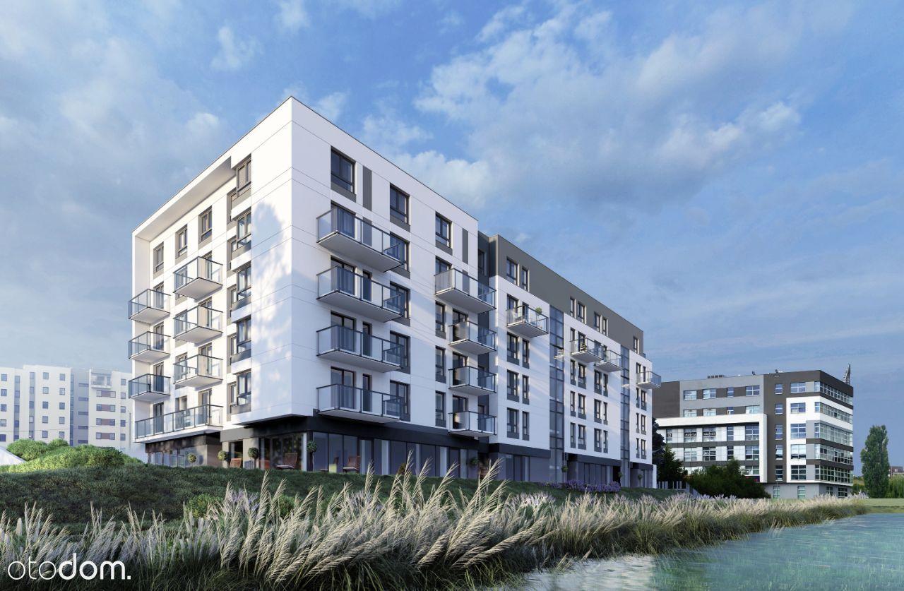 Mieszkanie 2 pokojowe 38,46m2 z windą w budynku