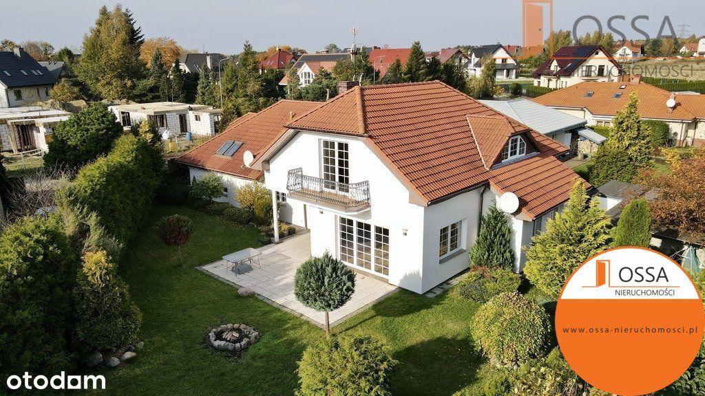 Słoneczny i przestronny dom dla rodziny