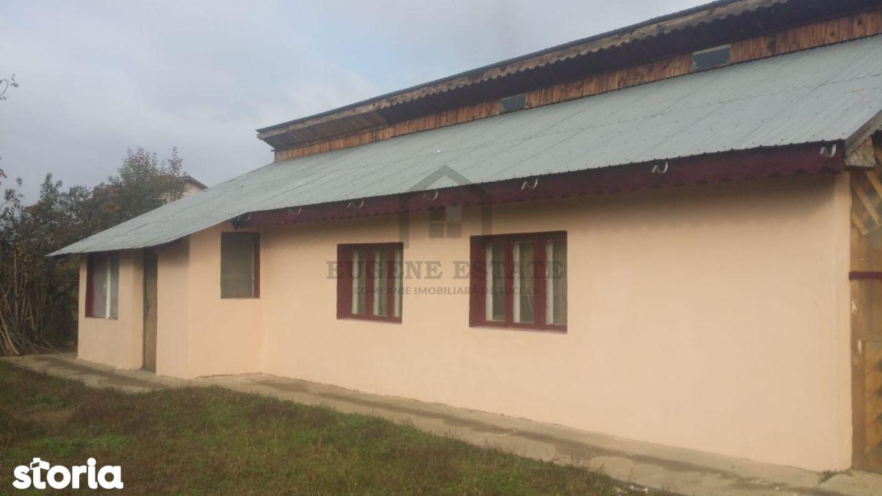 Casa cu teren comuna Fundulea