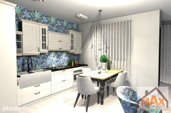 Mieszkanie 2- pokojowe z tarasem