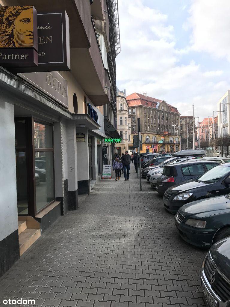 Wynajmę lokal Bytom Centrum, Plac Kościuszki