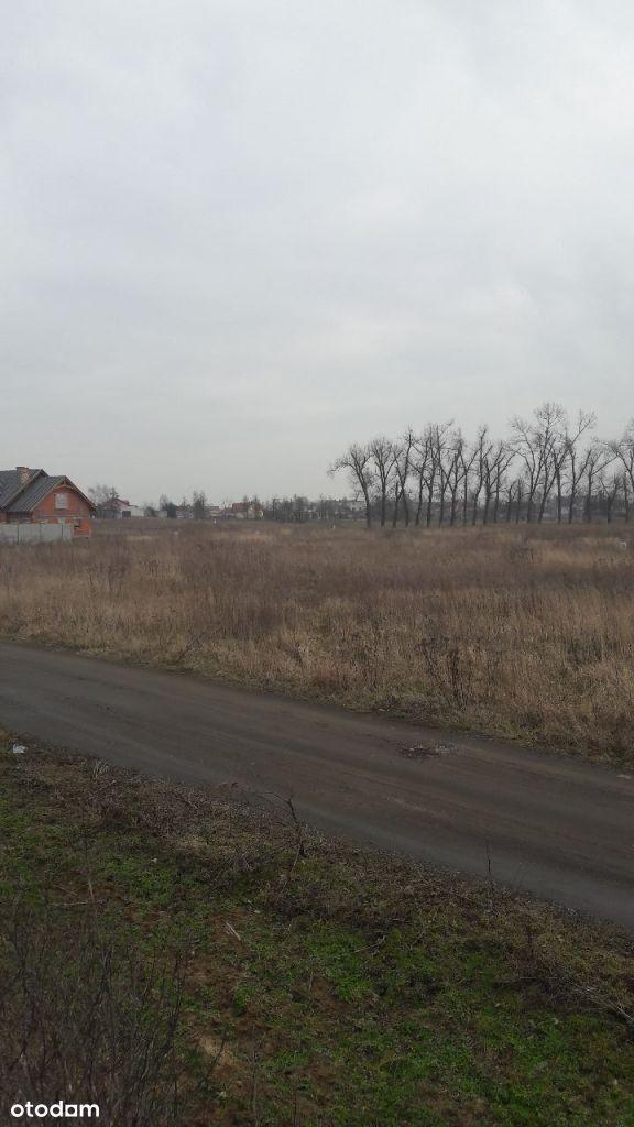 Działka budowlana Września - Obłaczkowo bez pośr.