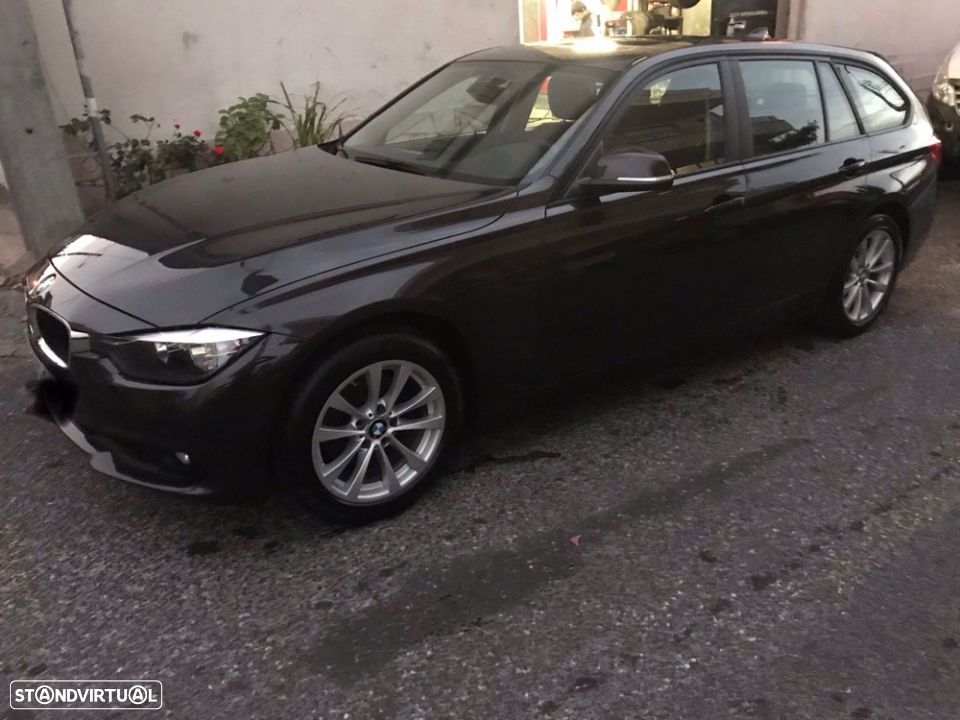 BMW 320 XDrive Advantage 190cv - 1