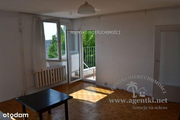 Różanka/3 pokoje/rozkładowe/balkon