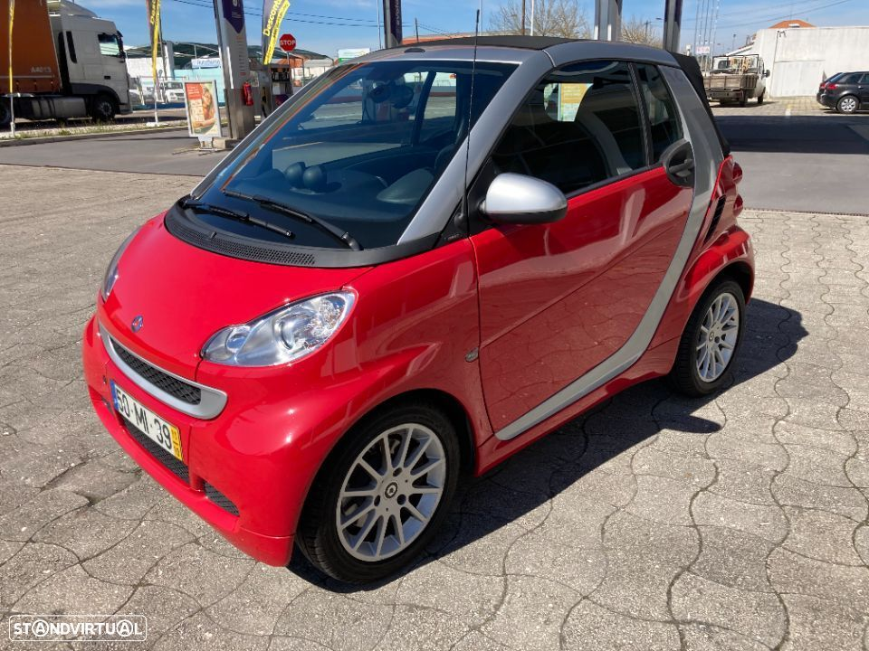 Smart ForTwo 1.0 mhd Passion 71 - 5