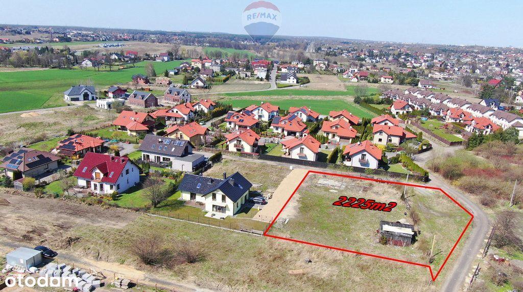 Duża działka budowlana Katowice-Podlesie