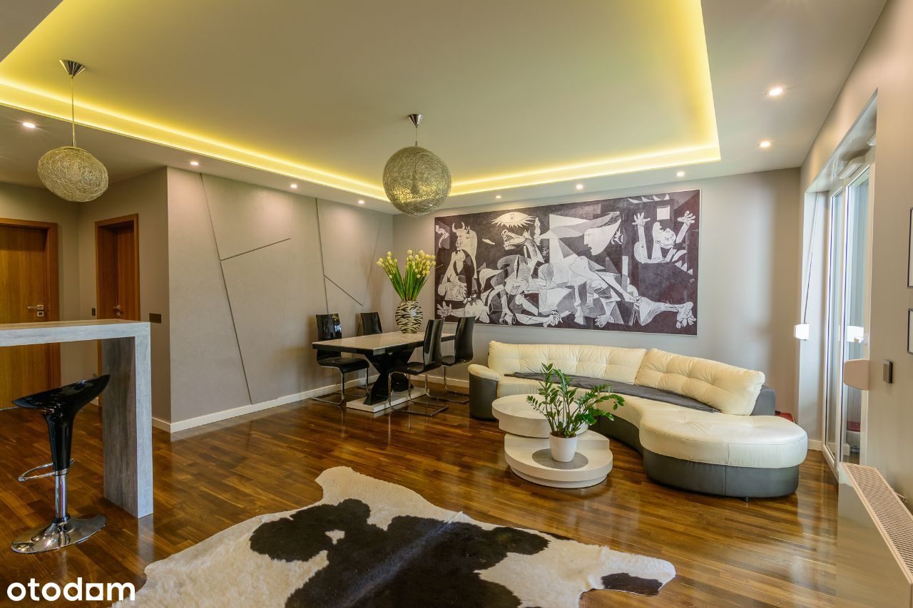 Apartament z jacuzzi Riverpark w centrum Poznania