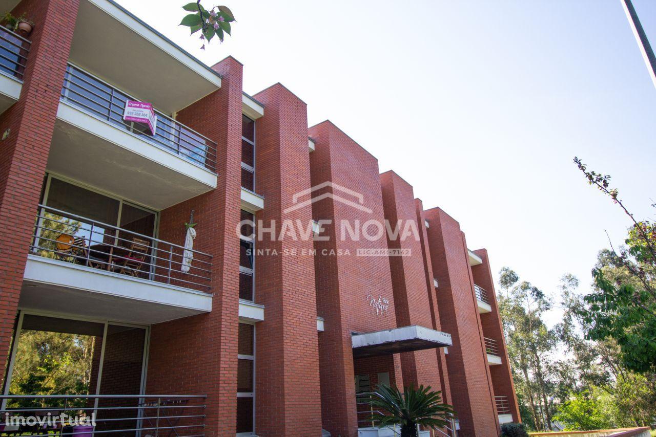 Apartamento T2 Condomínio Fechado (Natura Park) - Milheirós