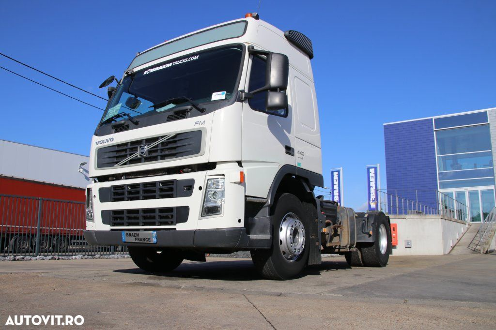 Volvo FM (FH) 440 + MANUAL + KIPHYDR. - 1