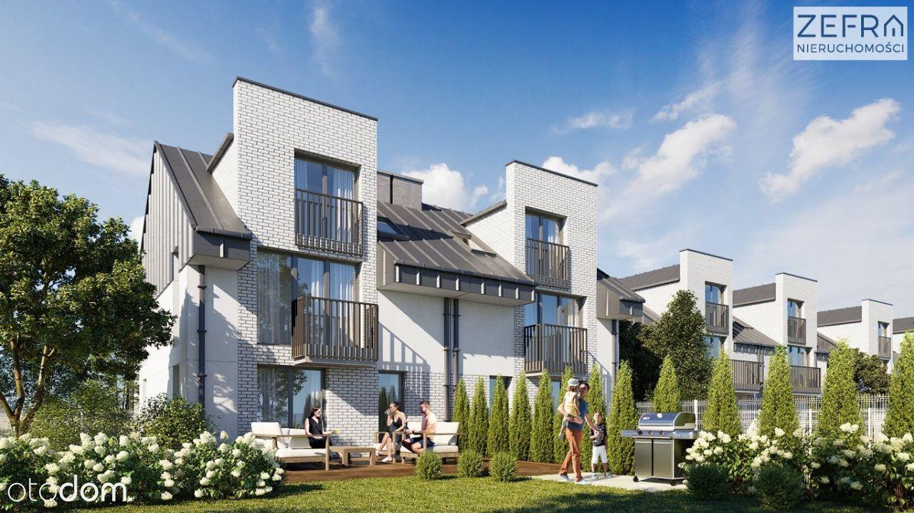 51 m2*2 pokoje*ogród*parking*Bielany-Zwierzyniec