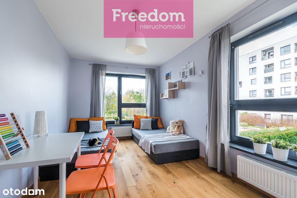 5 pokojowe mieszkanie z miejscem postojowym