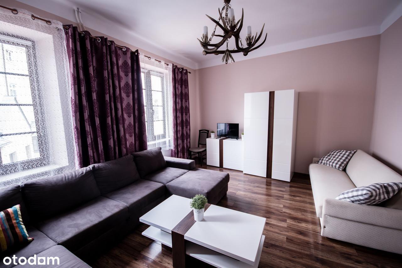 Mieszkanie na Starym Mieście, 60,5m2, 2-pokoje.