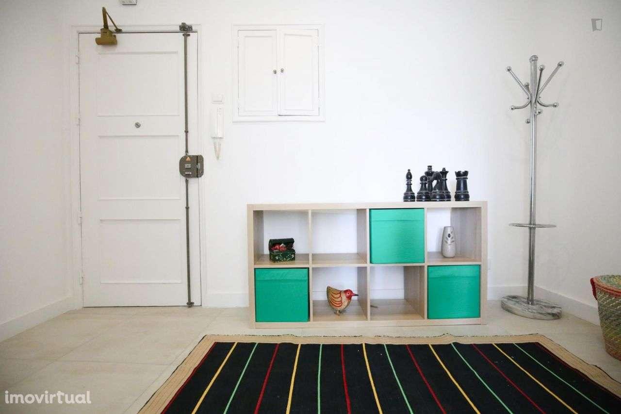 Quarto para arrendar, Penha de França, Lisboa - Foto 43