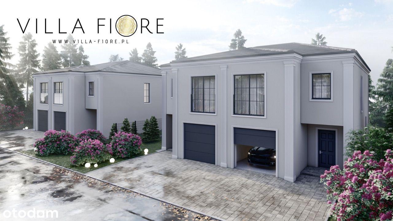 Villa Fiore - kameralna inwestycja typu Premium